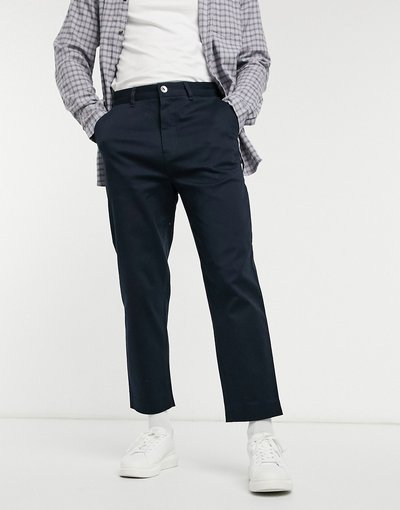 Navy uomo Pantaloni corti blu - Hawtin - Farah - Navy