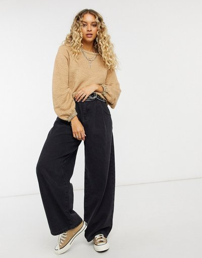 Rosa donna Pullover rosa - Free People - Jade