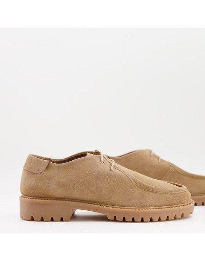 Novita Neutro uomo Desert boots beige scamosciato - H by Hudson - Sledge - Neutro