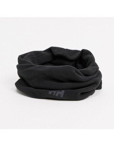 Nero uomo Scaldacollo nero - Helly Hansen - Polartech