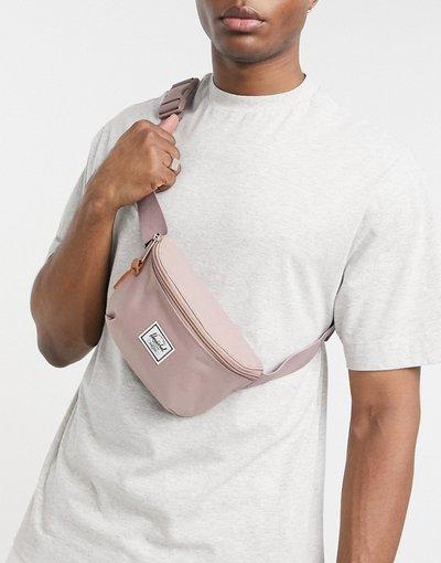Borsa Rosa uomo Herschel Supply Co - Marsupio rosa - Fourteen