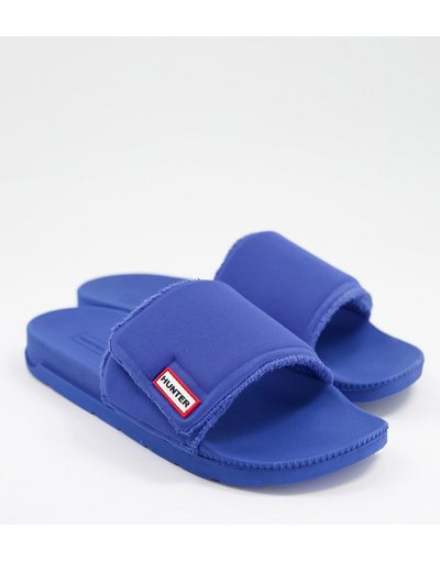Novita Blu uomo Sliders blu regolabili - Originals - Hunter