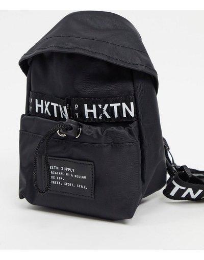Borsa Nero uomo Zaino piccolo nero - HXTN Supply - Prime