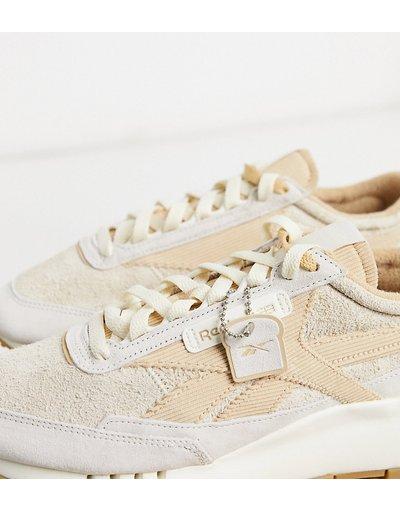 Stivali Bianco uomo In esclusiva per ASOS - Toast Classic Legacy - Reebok Classics - Sneakers beige - Bianco