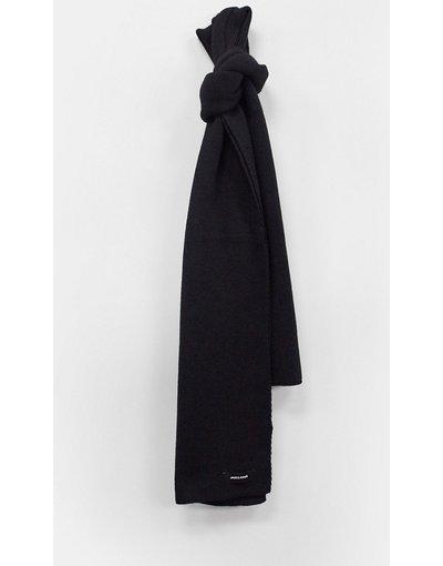 Nero uomo Sciarpa in maglia nera - Jack&Jones - Nero