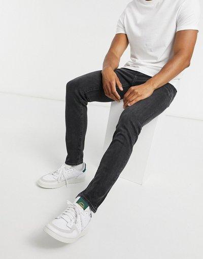 Jeans Nero uomo Jeans skinny nero slavato Fandingle Advanced - Levi's - 510