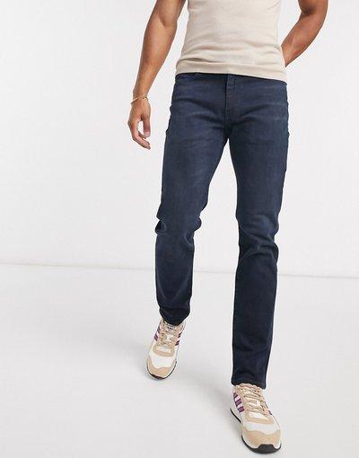 Jeans Navy uomo Jeans slim a vita bassa lavaggio Rock Cod - Levi's - 511 - Navy