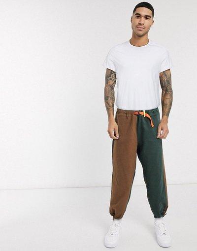 Pantalone Multicolore uomo Pantaloni da arrampicata dritti comodi multi - Multicolore - Mossimo