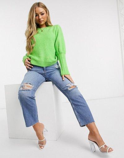 Verde donna Never Fully Dressed - Maglione verde - Becky