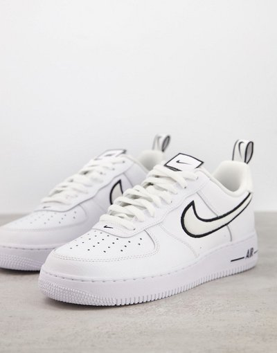 Sneackers Bianco uomo Air Force 1'07 TM - Sneakers bianche - Bianco - Nike