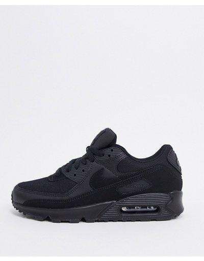 Sneackers Nero uomo Sneakers nero triplo - Max 90 Recraft - Nike Air
