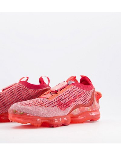 Sneackers Rosso uomo Sneakers rosso/rosso palestra - Vapormax 2020 Flyknit - Nike Air