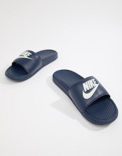 Novita Navy uomo Slider blu navy - Benassi jdi - Nike