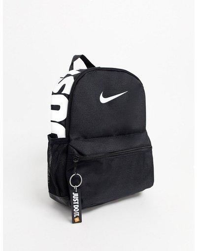 Borsa Nero donna Zainetto con logo Just do it - Nike Black - Nero