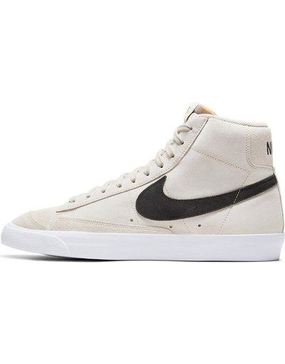 Stivali Marrone uomo Sneakers scamosciate marrone chiaro - Blazer Mid'77 - Nike