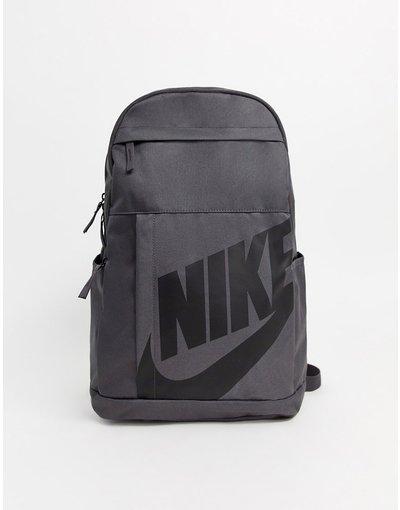 Borsa Grigio uomo Zaino grigio - Elemental - Nike