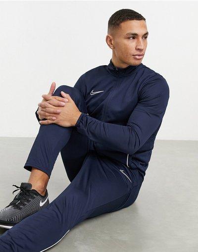 Calcio Blu navy uomo Tuta sportiva blu navy - Football Academy 21 - Nike