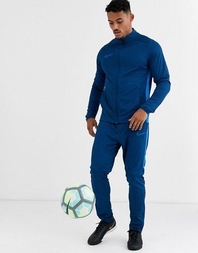 Calcio Blu uomo Tuta sportiva blu - Nike Football - Academy