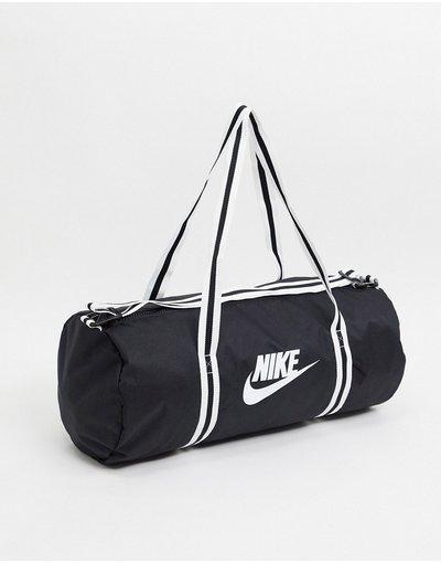 Borsa Nero uomo Borsa a sacco nera - Heritage - Nike - Nero
