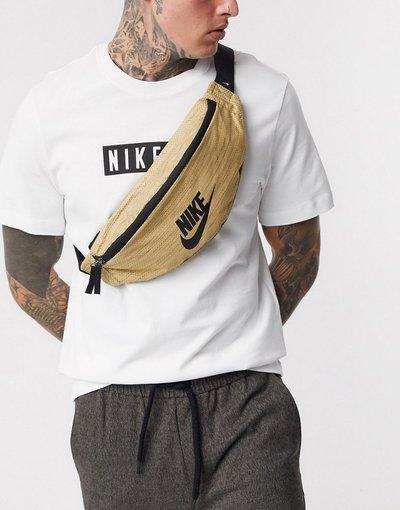 Borsa Oro uomo Marsupio color oro - Heritage - Nike