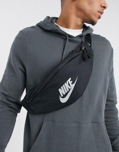 Borsa Nero uomo Marsupio nero - Heritage - Nike