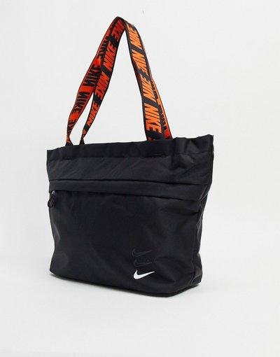 Borsa Nero uomo Maxi borsa nera - Nike - Nero