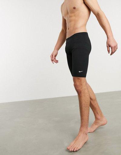 Costume Nero uomo Costume jammer nero con logo - Nike Swimming