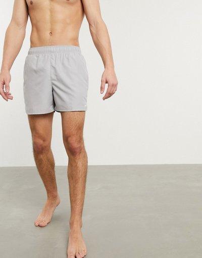 Costume Grigio uomo Pantaloncini beach volley da 5grigio chiaro - Nike Swimming