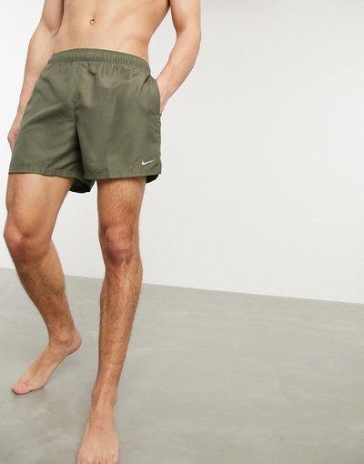 Costume Verde uomo Pantaloncini beach volley da 5kaki - Nike Swimming - Verde