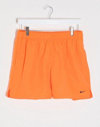 Costume Arancione uomo Pantaloncini stile volley da 5arancioni - Nike Swimming - Arancione
