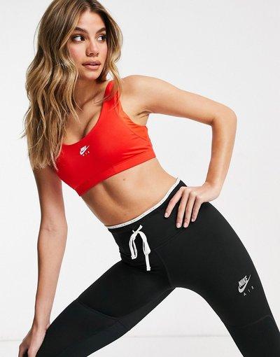 Rosso donna Reggiseno rosso - Nike Training - Air Indy