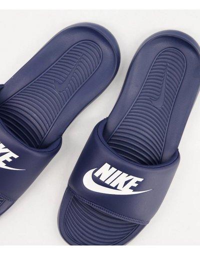 Novita Blu navy uomo Sliders blu navy - Victori One - Nike