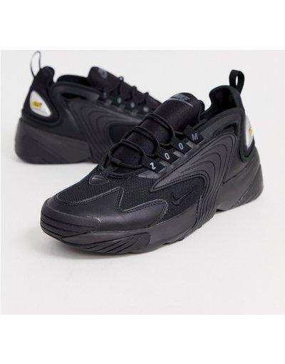 Sneackers Nero uomo Sneakers color nero triplo - Nike Zoom - 2K