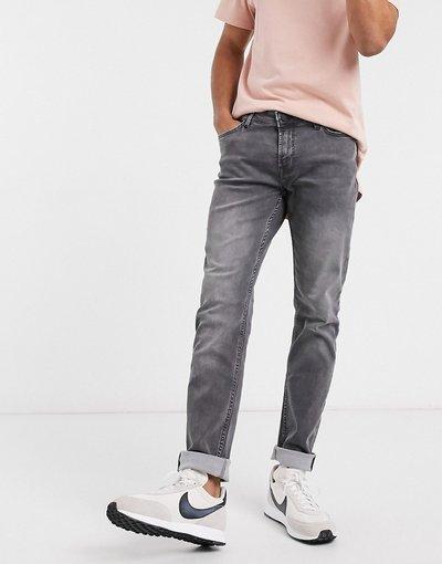 Jeans Grigio uomo Jeans stretch slim grigi - Only&Sons - Grigio