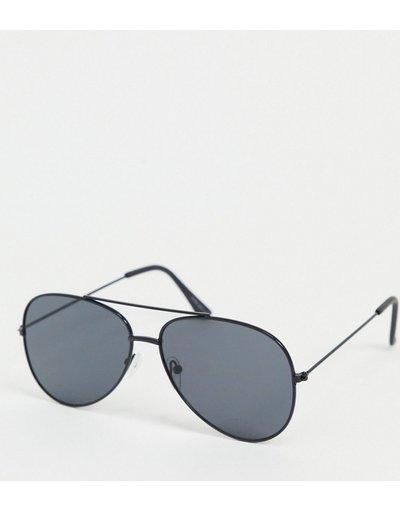 Occhiali Nero uomo Occhiali da sole rotondi con montatura nera - Only&Sons - Nero