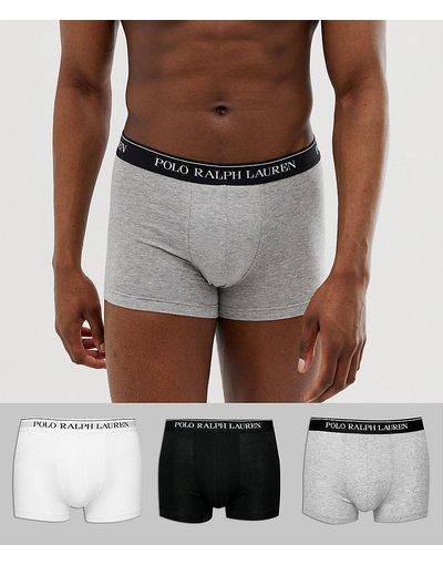 Intimo Multicolore uomo Confezione da 3 boxer aderenti multi - Polo Ralph Lauren - Multicolore