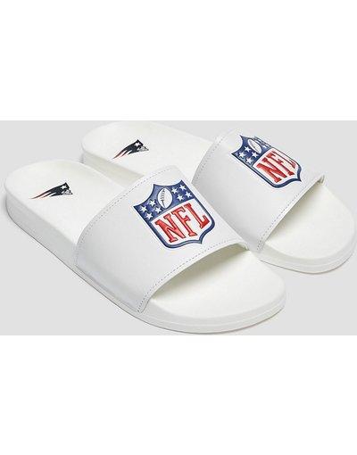 Novita Bianco uomo Sliders bianche - Pull&Bear - Bianco - NFL