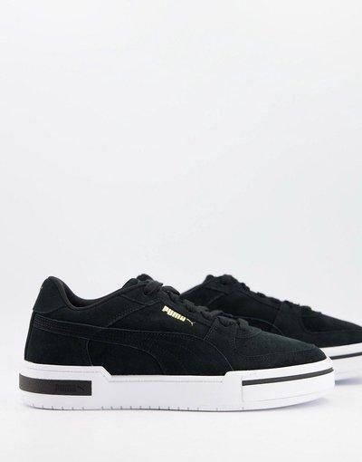 Stivali Nero uomo Sneakers nere scamosciate - PUMA - PRO - Nero - CA