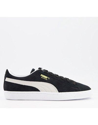 Stivali Nero uomo Sneakers in camoscio nere - Puma Classic - Nero