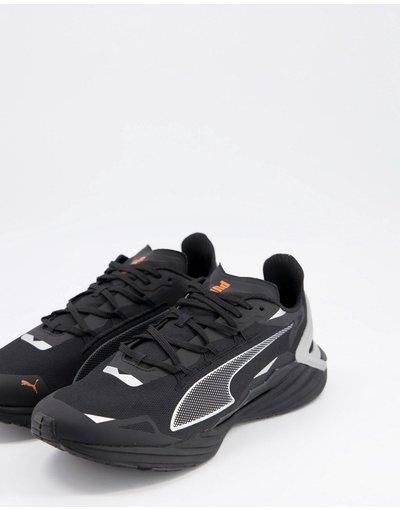 Sneackers Nero uomo Sneakers nere - PUMA Running - Ultraride - Nero