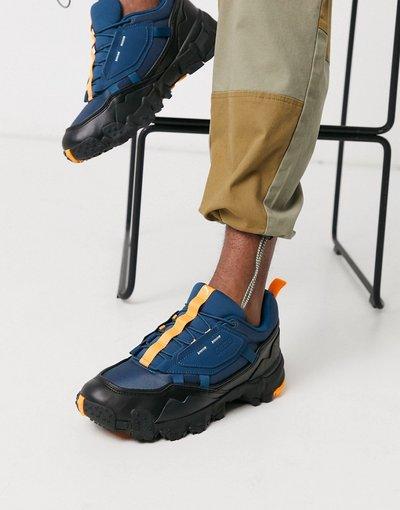 Stivali Blu uomo Trailfox Overland - Sneakers blu - Puma