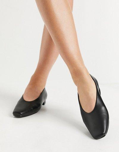 Scarpa bassa Nero donna Scarpe basse con tomaia alta nero - Penny - RAID