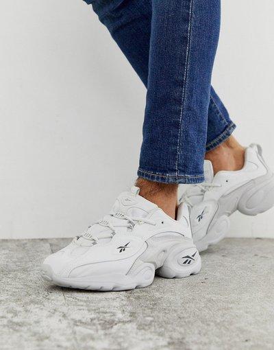Stivali Bianco uomo Sneakers bianche - Electrolyte 97 - Reebok - Bianco