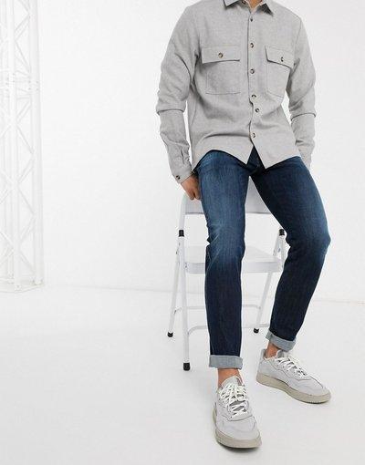 Jeans Blu uomo Jeans slim Hyperflex - Anbass - Replay - Blu
