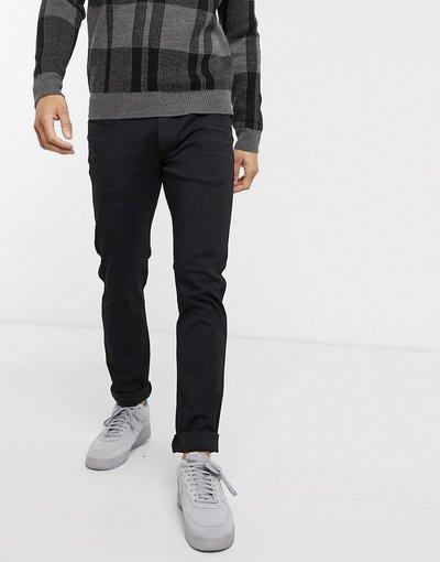 Jeans Nero uomo Jeans skinny neri - Replay - Nero