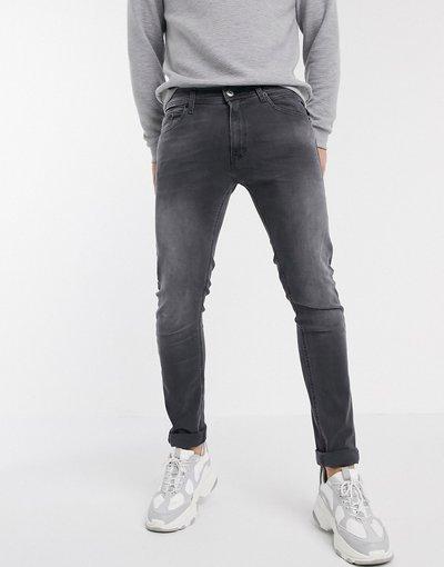 Jeans Grigio uomo Jeans skinny grigi - Titanium - Replay - Grigio