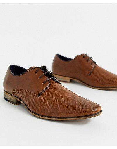 Scarpa elegante Marrone uomo Scarpe derby marroni - River Island - Marrone
