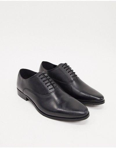 Scarpa elegante Nero uomo Scarpe Oxford nere - River Island - Nero