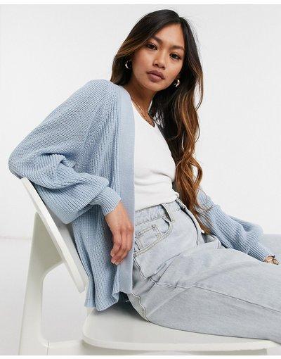 Blu donna Selected Femme - Cardigan blu