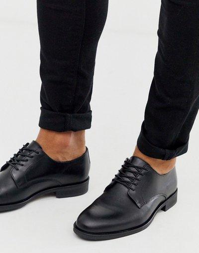 Scarpa elegante Nero uomo Scarpe stringate nere - Selected Homme - Nero